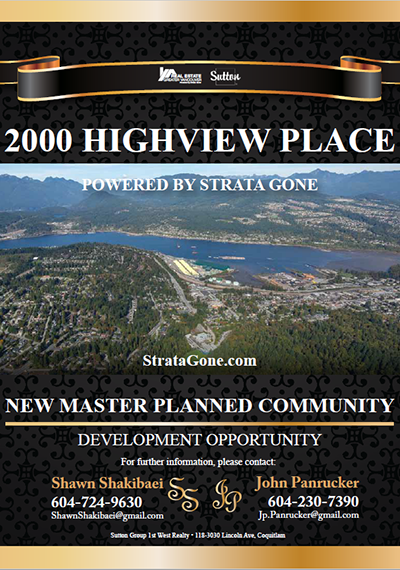 Highview Place, Port Moody